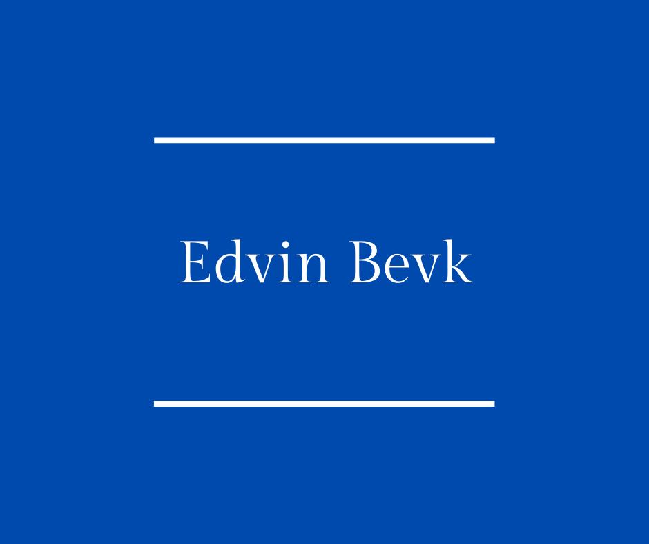 Edvin Bevk